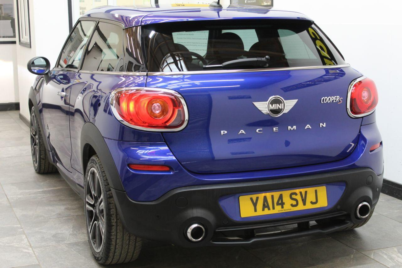 2014 Mini Paceman 1.6 Cooper S ALL4 3dr